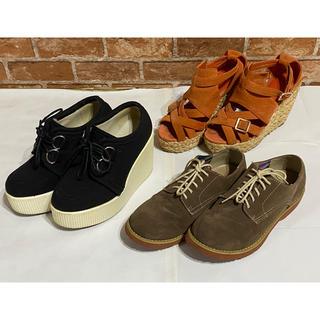 dazzlin - 靴 3足 まとめ売り
