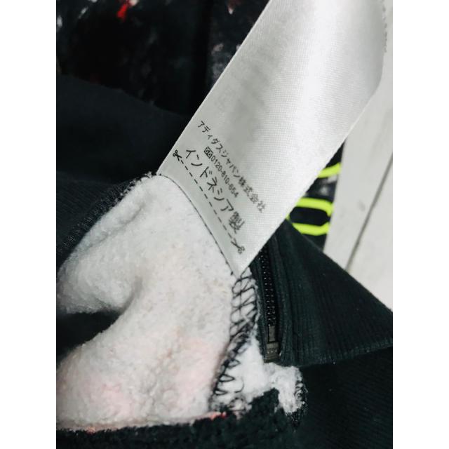 Y-3(ワイスリー)の紅蓮華麗美。爆限定究極映えアディダスオリジナルスUSパーカー総柄 OY ZARA メンズのトップス(パーカー)の商品写真