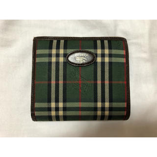BURBERRY - BURBERRY ヴィンテージ財布