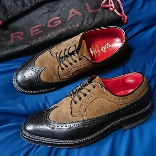 REGAL - 定価46000円❇️REGAL Shoe&co コンビカラーシューズ