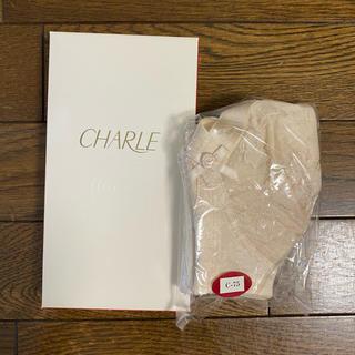 シャルレ(シャルレ)のシャルレブラジャー FA022 C75 新品.未使用品(ブラ)