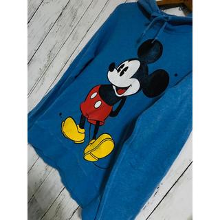 ディズニー(Disney)のUQ夢国。初期限定DisneyUNIQLOパーカーミッキー CUNE ZARA (パーカー)