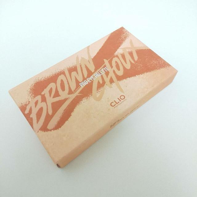 新品 ⭐ クリオ アイシャドウパレット 02 コスメ/美容のベースメイク/化粧品(アイシャドウ)の商品写真