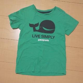 パタゴニア(patagonia)のパタゴニア キッズ Tシャツ 4T(Tシャツ/カットソー)