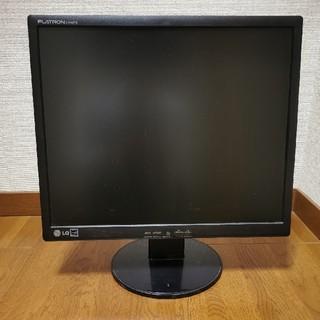 エルジーエレクトロニクス(LG Electronics)のLG FLATRON L1942TE(ディスプレイ)