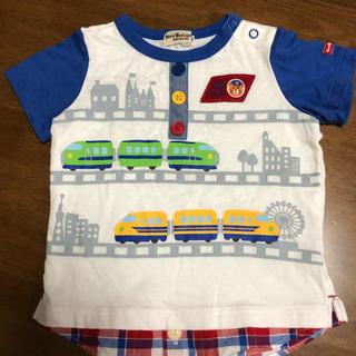 ミキハウス(mikihouse)のミキハウスTシャツ80(Tシャツ)