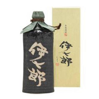【本数限定】伊七郎 720ml 陶器(焼酎)