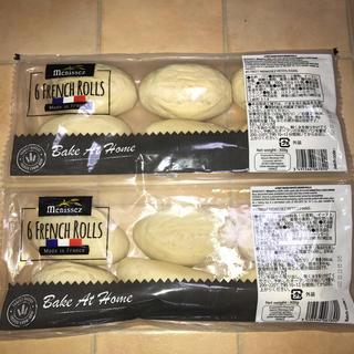 コストコ(コストコ)のコストコ メニセーズ プチパン 6個入り×2つ 12個(パン)