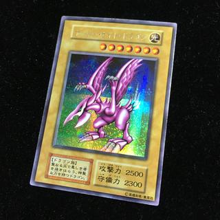 遊戯王 ホーリーナイトドラゴン 初期 シークレット