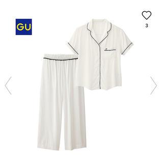 ジーユー(GU)のGU♡パジャマ(半袖)(パジャマ)