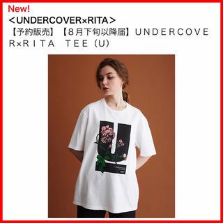 アンダーカバー(UNDERCOVER)のUNDERCOVER RITA アンダーカバー リタ コラボ Tシャツ(Tシャツ(半袖/袖なし))