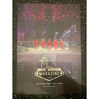 トリプルエー(AAA)のAAA PARTY MAGAZIN  vol.28 DOME TOUR 2019(ミュージック)