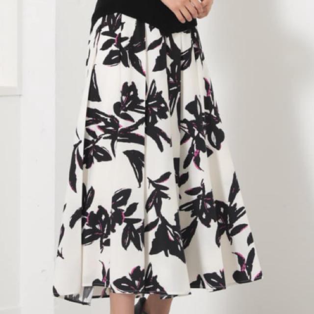 rienda(リエンダ)のスカート レディースのスカート(ひざ丈スカート)の商品写真