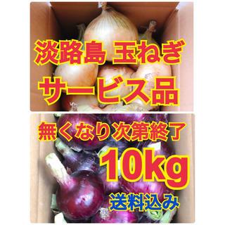 淡路島 玉ねぎ 玉葱 訳あり 赤玉 10kg 送料込み 農家直送 南あわじ(野菜)