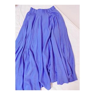 GRL - grl フレアスカート