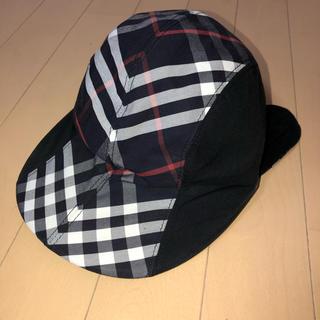 バーバリー(BURBERRY)のBURBERRY × GOSHA RUBCHINSKIY 18ss 帽子(キャップ)