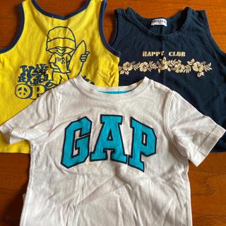 ベビーギャップ(babyGAP)の95センチ 男の子 まとめ売り ギャップ tシャツ  タンクトップ(Tシャツ/カットソー)