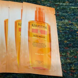 ケラスターゼ(KERASTASE)のケラスターゼ  ソワンオレオリラックス 使い切り(オイル/美容液)