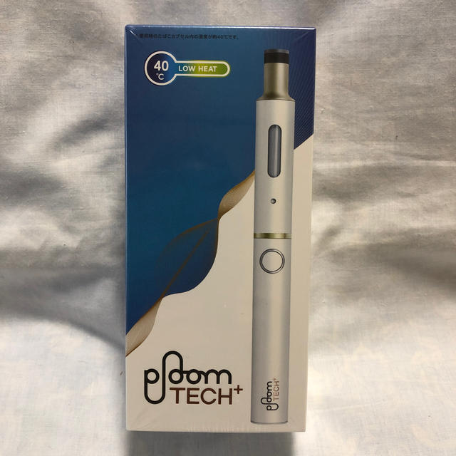 PloomTECH(プルームテック)のプルームテックプラス スターターキット メンズのファッション小物(タバコグッズ)の商品写真