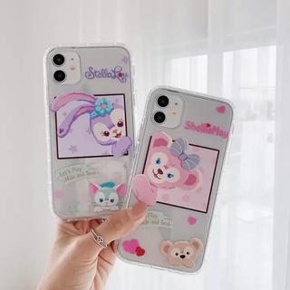 Disney - シェリーメイ ステラ・ルー iPhone7/8/X/XS/XR/11/11pro