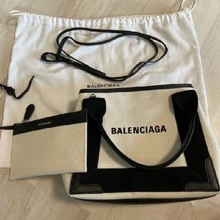 Balenciaga - バレンシアガ トートバッグXS ポーチ付き