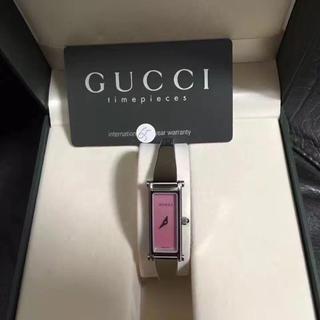 グッチ(Gucci)の美品,GUCCI腕時計(腕時計)