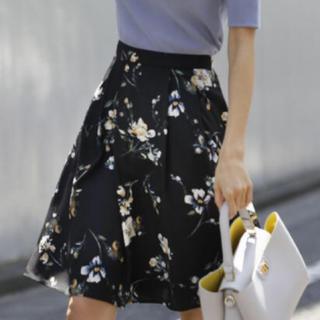 プロポーションボディドレッシング(PROPORTION BODY DRESSING)のPROPORTION  フラワー スカート(ひざ丈スカート)