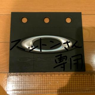 Oakley - オークリー ディスプレイ ラバー アイコン ステッカー 非売品 レア