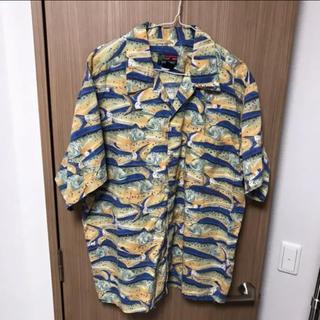 パタゴニア(patagonia)の廃盤品レア pataloha アロハシャツ(シャツ)