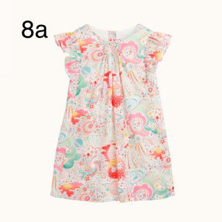 Bonpoint - ボンポワン 20SS ドレス nilunea 8a