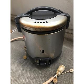 リンナイ(Rinnai)のリンナイガス炊飯器(炊飯器)