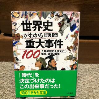 アサヒシンブンシュッパン(朝日新聞出版)の世界史がわかる重大事件100(文学/小説)