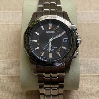 SEIKO - 定価120,000円 セイコー ブライツ SAGZ007 ソーラー電波時計