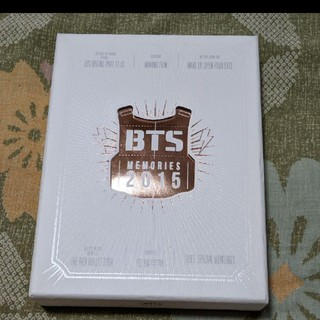 BTS  DVD MEMORIES