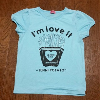 ジェニィ(JENNI)のJENNI ジェニィ Tシャツ 150(Tシャツ/カットソー)