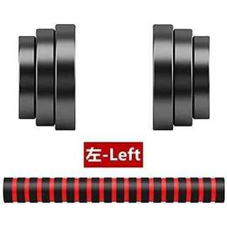 MOJEER ダンベル【最新進化版・3in1】5kg×2個セ(トレーニング用品)