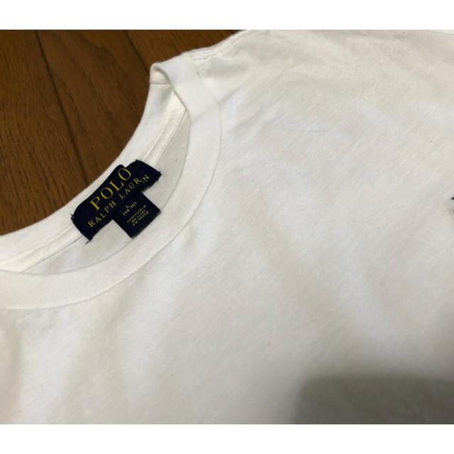 Ralph Lauren(ラルフローレン)のラルフローレン キッズ/ベビー/マタニティのキッズ服男の子用(90cm~)(Tシャツ/カットソー)の商品写真