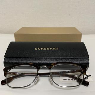 バーバリー(BURBERRY)の新品 未使用 バーバリー眼鏡 ブローデミ柄(サングラス/メガネ)