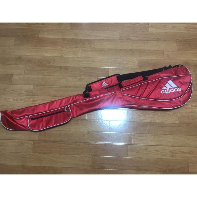 adidas(アディダス)のゴルフ用クラブケース スポーツ/アウトドアのゴルフ(バッグ)の商品写真