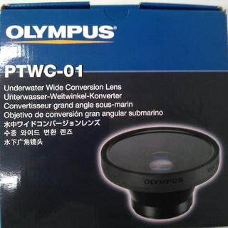 オリンパス(OLYMPUS)のレンズ(ワイドコンバージョンレンズ)(レンズ(単焦点))