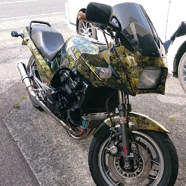 カワサキ(カワサキ)のGPZ750R 自動車/バイクのバイク(車体)の商品写真