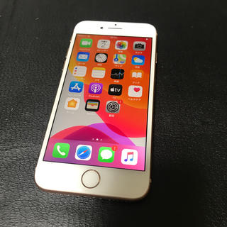 Apple - 美品 SoftBank iphone 8 64GB ゴールド