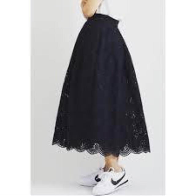 Drawer(ドゥロワー)の新品 SHE TOKYO レーススカート  レディースのスカート(ロングスカート)の商品写真