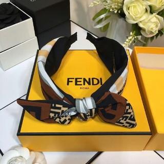 FENDI - レディース ファション フェンデイFendi ヘアーバンド  ヘアーフープ