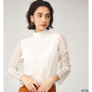 SLY - SLY CIRCLE LACE STAND TOPS