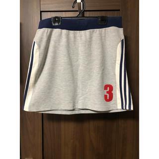 アディダス(adidas)のadidas アディダス スカート 美品 可愛い(ウエア)