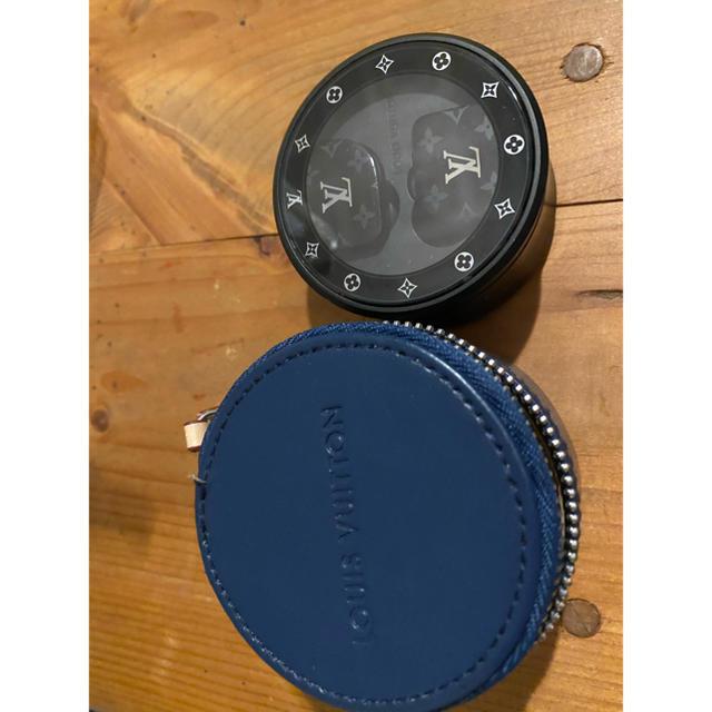 LOUIS VUITTON(ルイヴィトン)のルイヴィトン イヤホン スマホ/家電/カメラのオーディオ機器(ヘッドフォン/イヤフォン)の商品写真