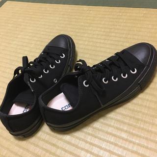 CONVERSE - コンバース 黒 24