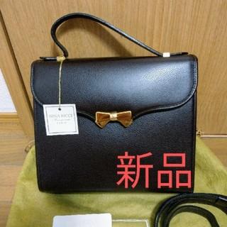 ニナリッチ(NINA RICCI)のNINA RICCI リナリッチ 2wayフォーマルバッグ バッグ 新品未使用(ハンドバッグ)