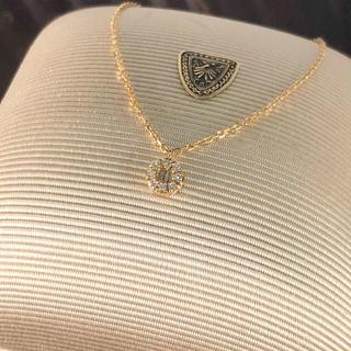 アガット(agete)のベルシオラ  テーパカットダイヤ ブレスレット(ブレスレット/バングル)